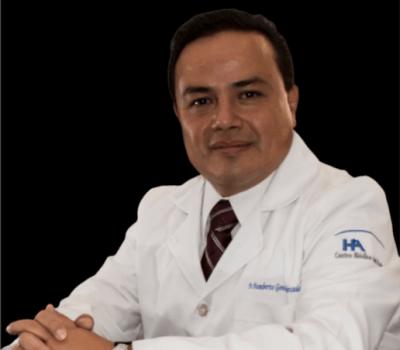 Dr. Humberto González Mercado